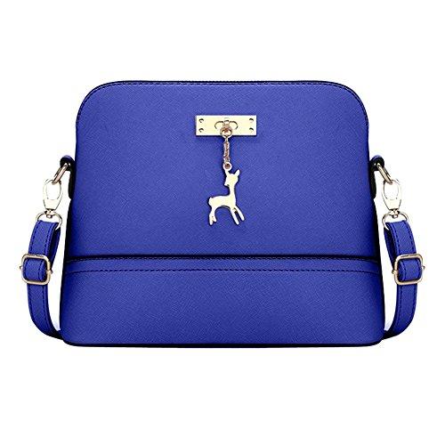 al 04 para mujer Gowind6 Azul Bolso hombro Azul azul 159728 gnwx858aq4