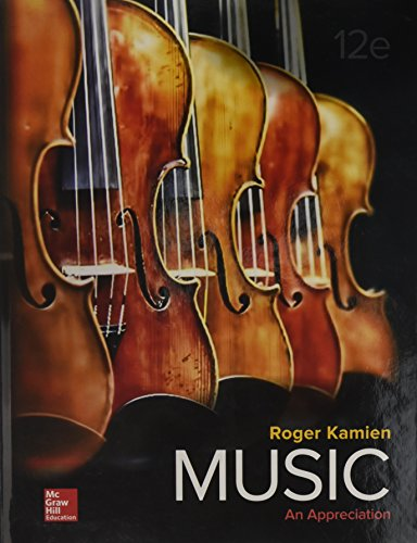 Roger Kamien Music An Appreciation Pdf