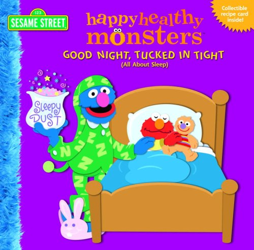 Night Tucked Tight Healthy Monsters product image