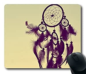 Dreamcatcher Thanksgiving Personlized Masterpiece Limited Design Oblong Mouse Pad by Cases & Mousepads