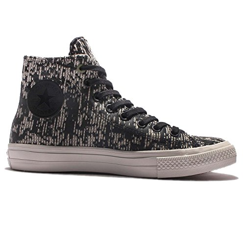 Ii All Unisex Converse Chuck Beige Black Sneakers Top Star Adults' Taylor Hi qFHT4TpOw