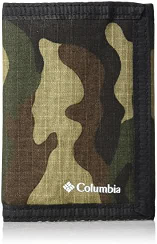 Columbia Men's RFID Blocking Nylon Trifold Wallet