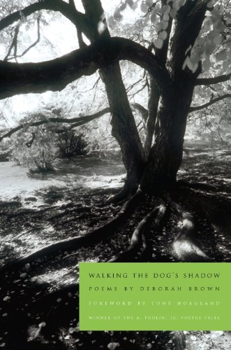 Amazon Walking The Dogs Shadow A Poulin Jr New Poets Of