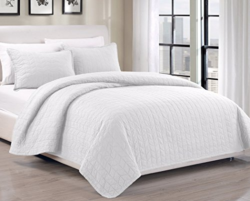 The 10 best cotton quilt queen white for 2020