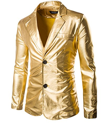 CIC Collection Metallic Casual Button product image