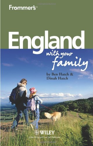 Frommer's England With Your Family (Frommers With Your Family - Manchester Hampshire Shopping New