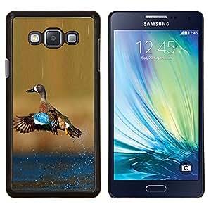 Stuss Case / Funda Carcasa protectora - Vert Blue Water Ornithologie - Samsung Galaxy A7 A7000