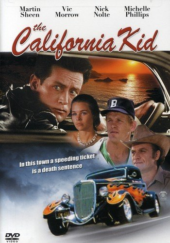 The California Kid Martin Sheen Vic Morrow Michelle Phillips Stuart Margolin