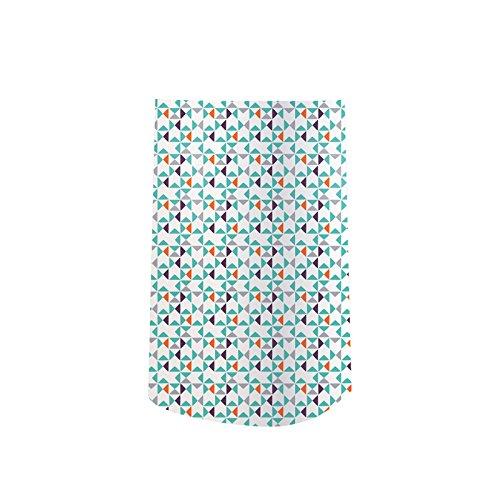 Angelcare Housse Décorative pour poubelle à couches Dress Up Géométrie Multicolore 400105