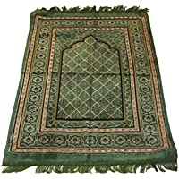 Best Quality Velvet Mihrab Islamic Prayer Rug Janamaz Sajjadah Muslim Namaz Seccade Turkish Prayer Rug Carpet