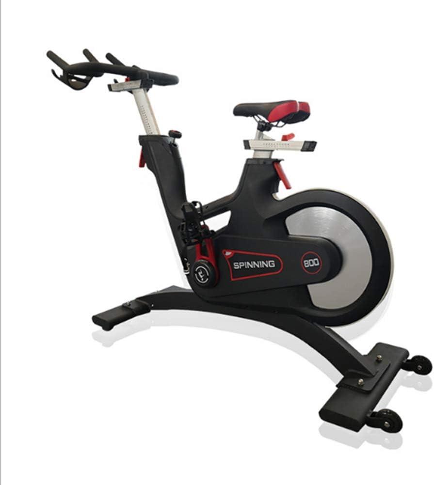 Spin Bike Spinning Bike Indoor Control magnético Bicicleta de Ejercicio, Studio ciclos de Ejercicio máquinas Ajustables manillares y Asiento: Amazon.es: Deportes y aire libre