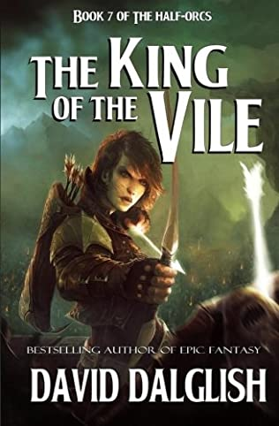 book cover of The King of the Vile