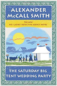The Saturday Big Tent Wedding Party 030737839X Book Cover