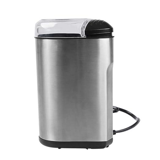 SUNHAO Cafetera Hogar eléctrico grano de café molinillo eléctrico ...