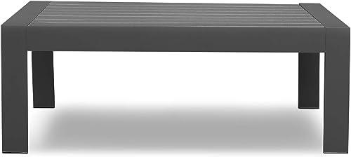 Solaste Patio Furniture Metal Coffee Table