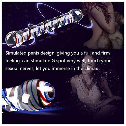 Pyrex Glass Personal Massage Sticks Tools