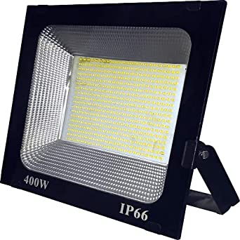 Buy Raybrite Lighting Sense Led Flood Light 400 Watt White Alphard Online At Low Prices In India Amazon In