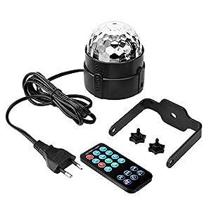 51lALy%2BEdXL. SS300  - Discokugel-Disco-Licht-Disco-Lichteffekte-Disco-Lampe-Disco-Beleuchtung-Partylicht-Partybeleuchtung-Bhnenbeleuchtung-DJ-Licht-mit-Motor-Fernsteuerung