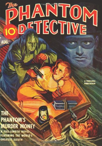 Phantom Detective - 08/40: Adventure House Presents: