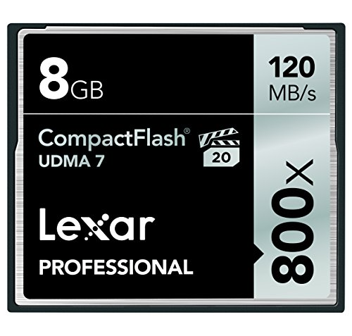 Lexar Professional CompactFlash Software LCF8GBCRBNA800