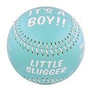 It's A Boy! Baseball (Rubber Core)