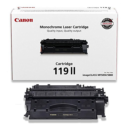 canon 119 ii - 5