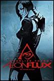 Aeon Flux Fridge Magnet Charlize Theron Sexy Sci Fi Classic Movie Poster Canvas Print 3.5 x 5