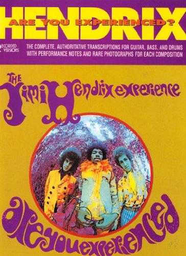 Hendrix: Are You Experienced? The Jimi Hendrix Experience Guitar Tabulature