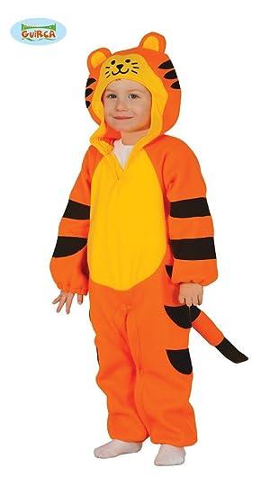 Disfraz de Tigre baby 6-12 meses: Amazon.es: Juguetes y juegos