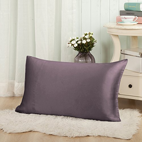 THXSILK 19 Momme Mulberry Silk Pillowcase for Hair and Skin-