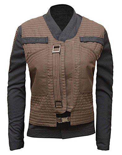 Rogue One Jyn Erso Star Wars Vest Womens | M by Decrum