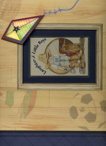 Laughter of Little Boys Scrapbook Kit