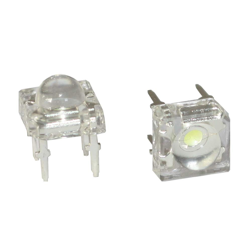 12V Diode 2 Pin LEDs Lumetheus LED 5mm Farbe rot 100 mcd 20 St/ück rote Leuchtdioden 3V 12V Widerstand