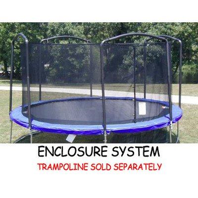 Jumpking 15' Lifestyles Enclosure for Trampoline