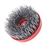 ULKEME M14 Electric Drill Nylon Wire Brush Cleaning Stone Granite Cement Removing Rust