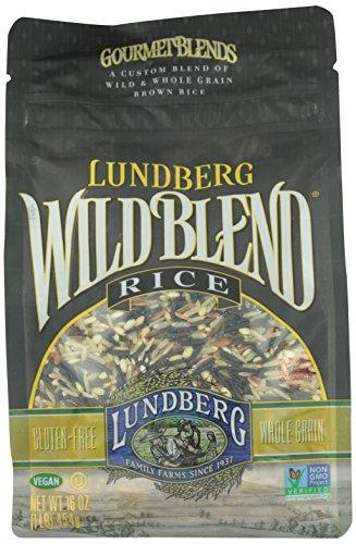 Lundberg Family Farms Wild Blend Rice, 16 oz