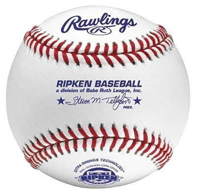 Rawlings RCAL Cal Ripken Tournament Grade Baseballs (One Dozen)