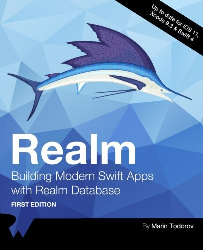Realm: Building Modern Swift Apps with Realm Database by Razeware LLC