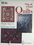 One-of-a-Kind Quilts, Judy D. Hopkins, 0943574552