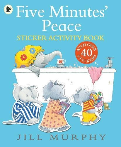 Download Five Minutes' Peace (Large Family) pdf