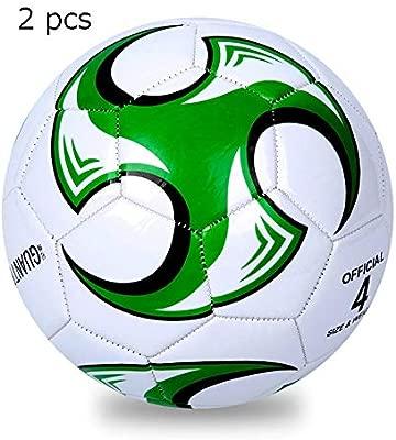 Lfives-sp Fútbol 2 Unids Chicas Niños Pelota de Fútbol para Niños ...