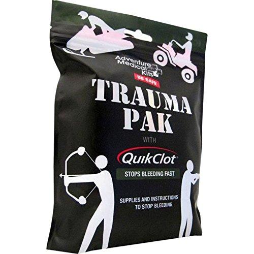 Adventure Medical Kits Trauma Pak First Aid Kit with QuikClot Advanced Clotting Sponge