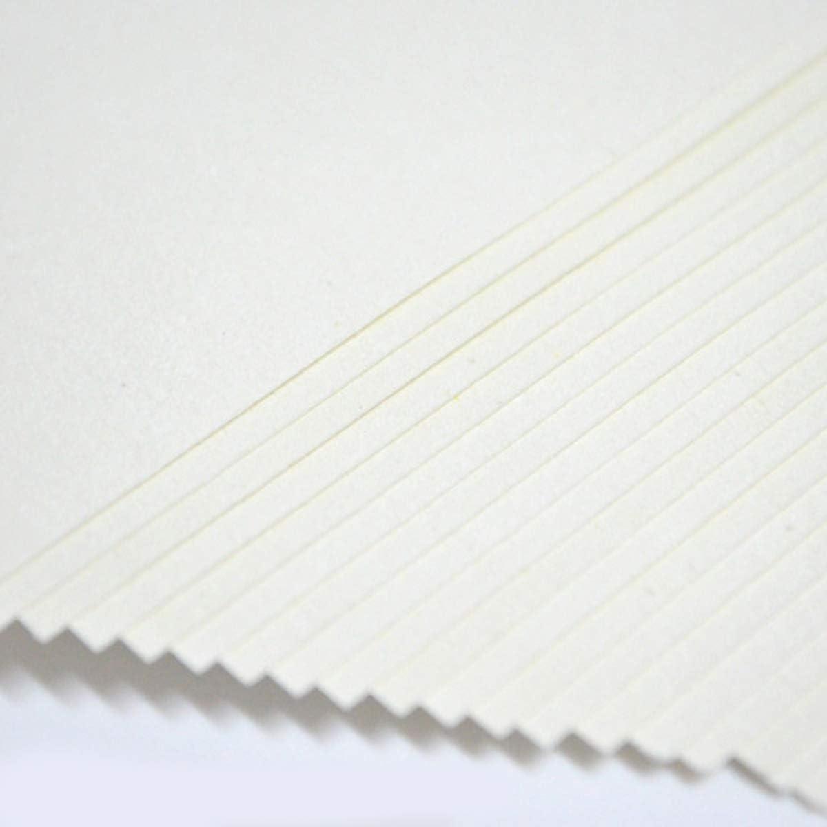 Rantoloys 20 feuilles A4 croquis papier dessin Pad blanc papier fournitures dart pour les /étudiants adultes artistes