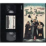 LA FAMILLE ADDAMS, Version Française (FRENCH LANGUAGE ONLY WITH NO SUBTITLE).