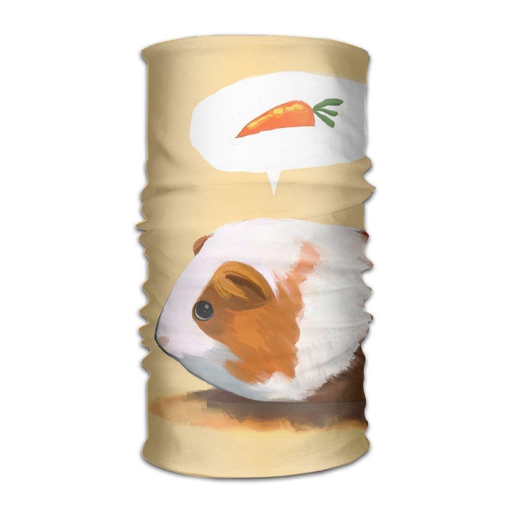 Magic Headwear Guinea Pigs Outdoor Scarf Headbands Bandana Mask Neck Gaiter Head Wrap Mask Sweatband