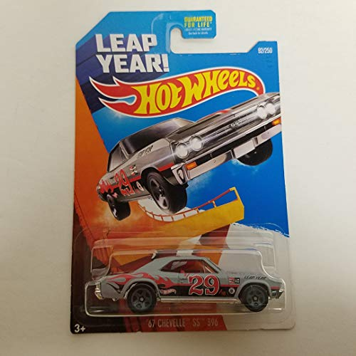 '67 Chevelle SS 396 2016 Hot Wheels Leap Year 1/64 Scale diecast car no. 92