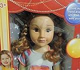Wispy Walker 27 Walking Doll with Auburn Red Hair