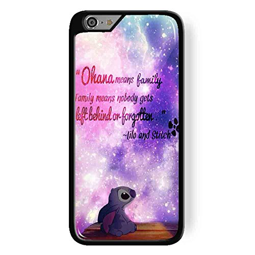 Lilo Stitch family quotes case product image