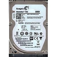 Seagate ST500LT012 F/W: 0002SDM1 P/N: 9WS142-031 500GB WU
