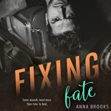 Fixing Fate: A Pleasant Valley Novel Audiobook by Anna Brooks Narrated by Jacob Morgan, Ava Erickson